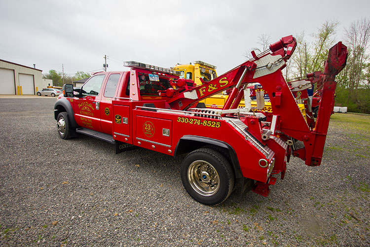 2011 Ford F550 12 Ton 4 X 4 Wrecker