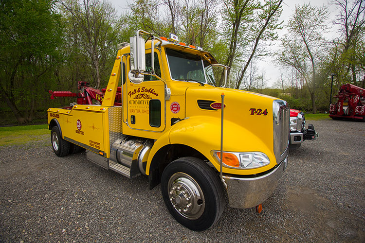 2009 Peterbuilt 16 Ton Wrecker