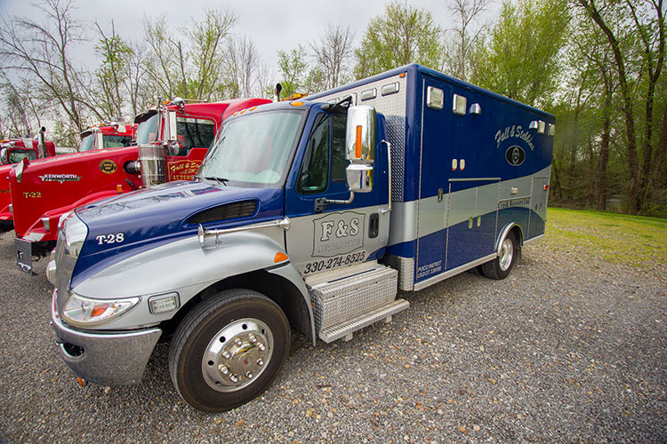 2007 International Crash Support /Service Truck