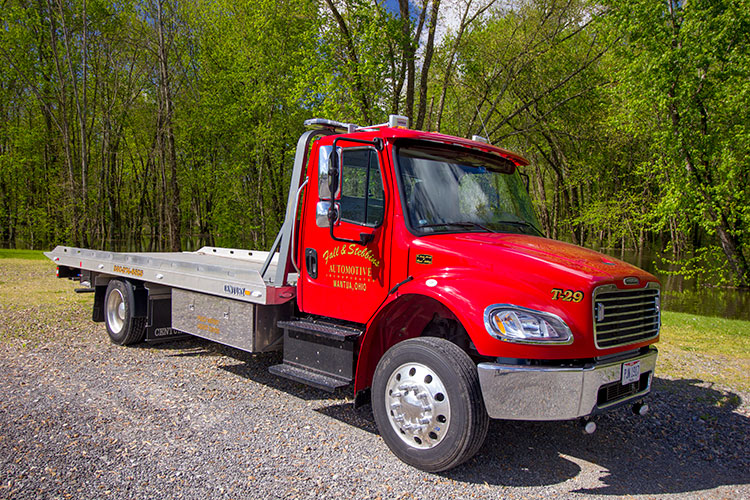 2016 Freightliner Roll Back